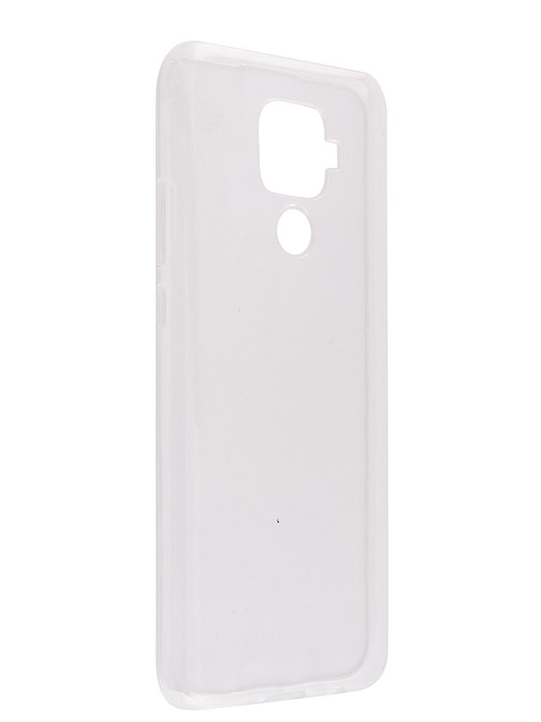 Чехол Svekla для Huawei Mate 30 Lite/Nova 5i Pro Silicone Transparent SV-HWM30LITE-WH