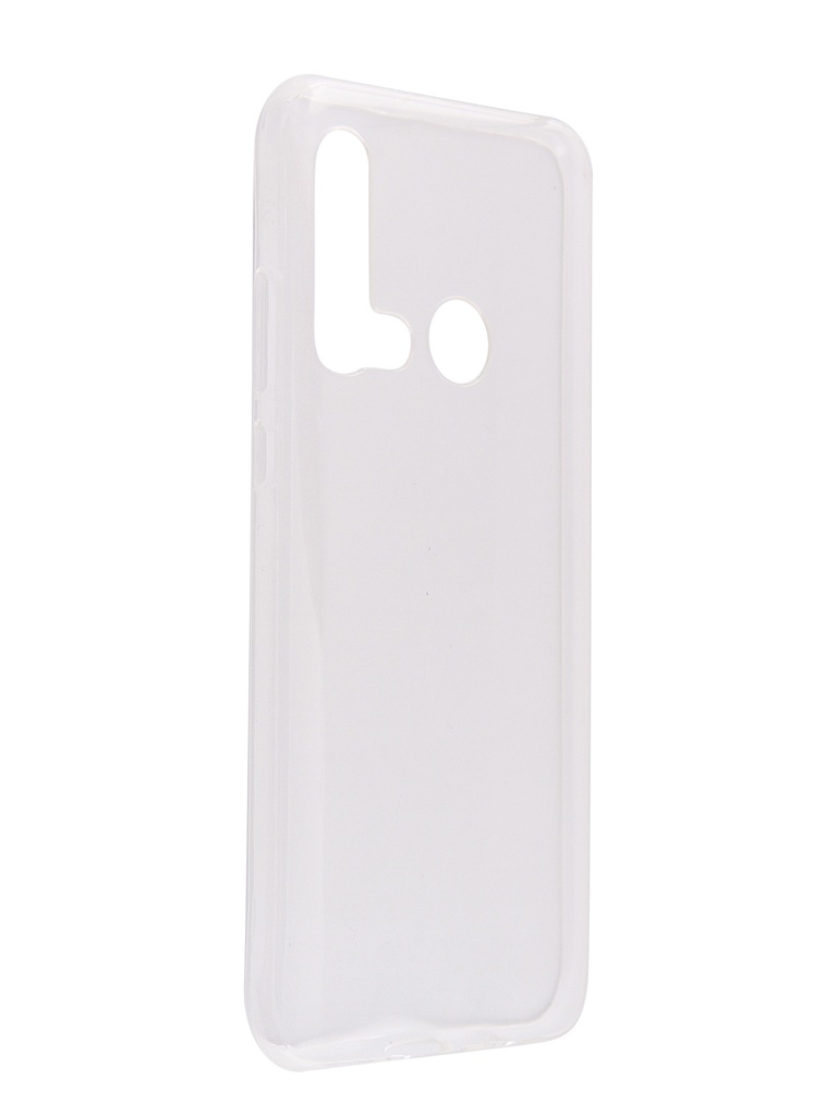 Чехол Svekla для Huawei P20 Lite 2019/Nova 5i Silicone Transparent SV-HWP20LITE2019-WH