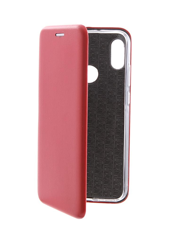 Аксессуар Чехол Svekla для Honor 8A/ Huawei Y6/Y6 Pro Red TRD-SVHWH8A-RED