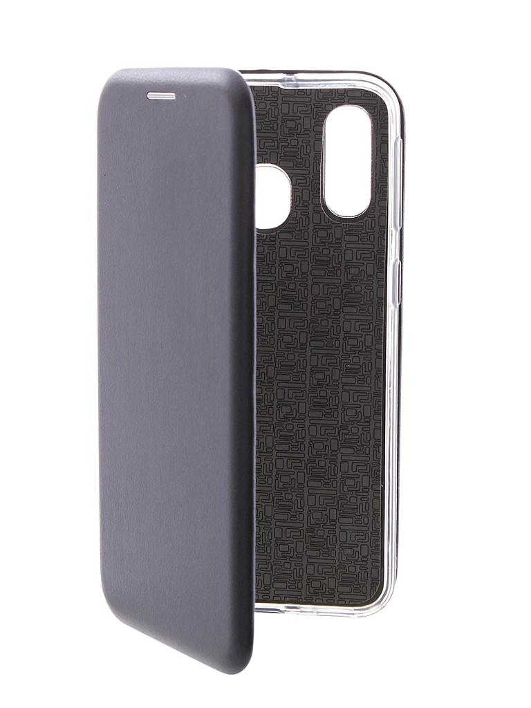 Аксессуар Чехол Svekla для Samsung Galaxy A40 A405F Blue TRD-SVSAMA405F-DBLUE