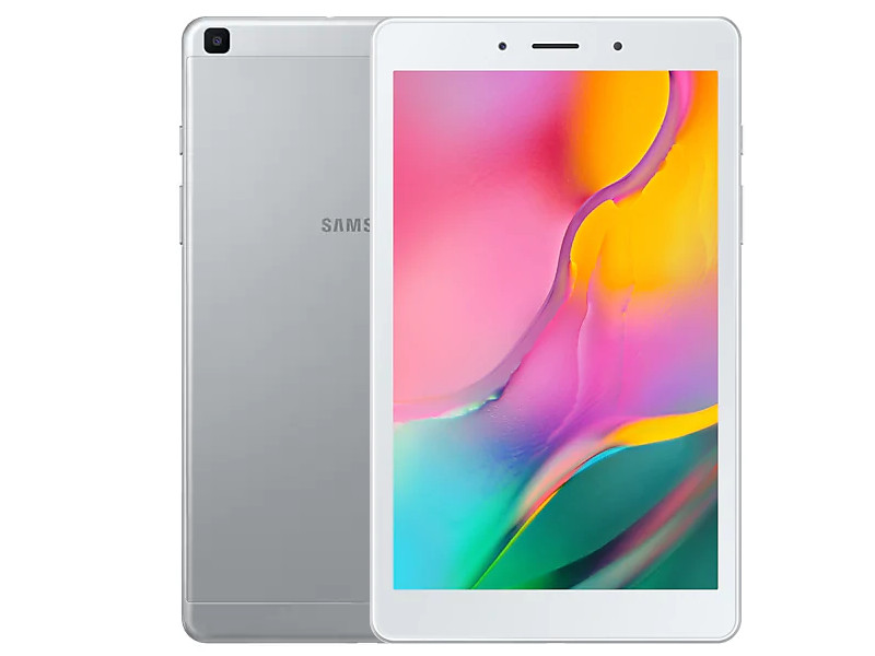 цена на Планшет Samsung Galaxy Tab A 8.0 2019 LTE Silver SM-T295NZSASER Выгодный набор + серт. 200Р!!!