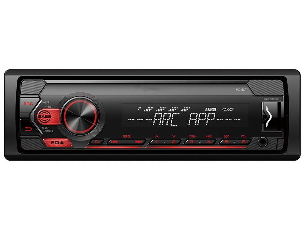 Автомагнитола Pioneer Flash MVH-S120UB