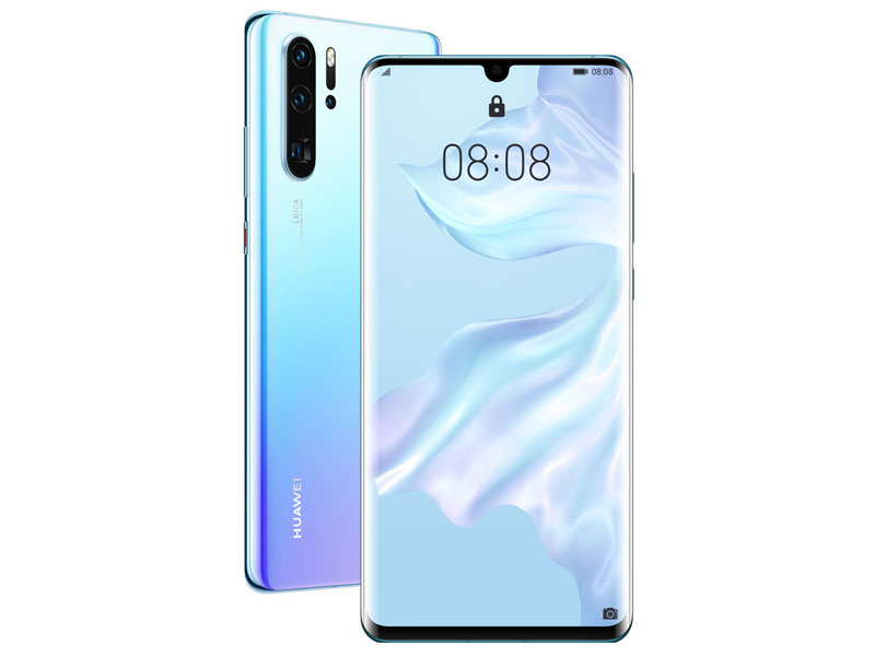 Сотовый телефон Huawei P30 Pro 8/256Gb Breathing Crystal & Wireless Headphones Выгодный набор + серт. 200Р!!!