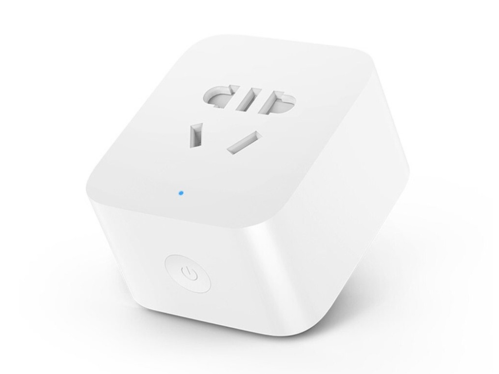 Розетка Xiaomi Mijia Smart Socket Plus 2xUSB ZNCZ03CM