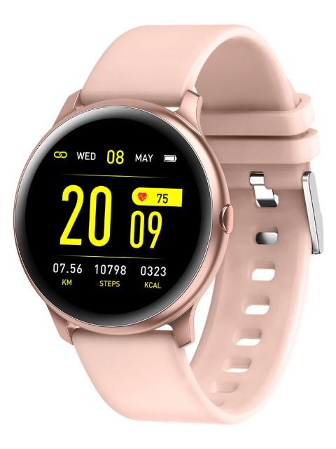 Умные часы KingWear KW19 Pink