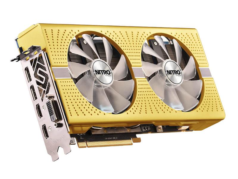 Видеокарта Sapphire Nitro+ Radeon RX 590 1560Mhz PCI-E 3.0 8192Mb 8400Mhz 256 bit DVI-D 2xHDMI 2xDP HDCP 11289-07-20G