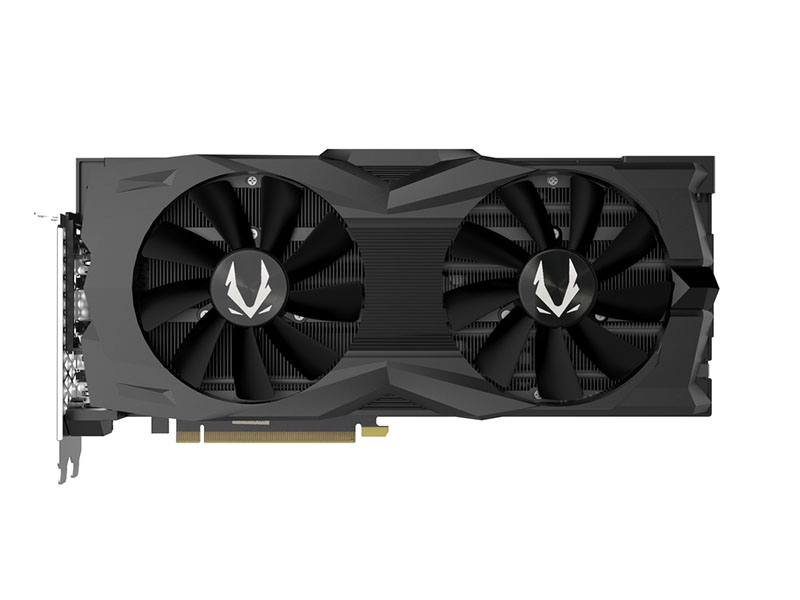 Видеокарта Zotac GeForce RTX 2080 Super AMP 1845MHz PCI-E 3.0 8192Mb 15500Mhz 256 bit 3xDP HDMI HDCP ZT-T20820D-10P