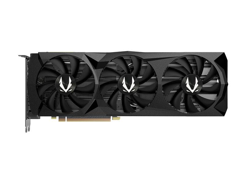 Видеокарта Zotac GeForce RTX 2060 Super AMP Extreme 1710MHz PCI-E 3.0 8192Mb 14000Mhz 256 bit 3xDP HDMI HDCP ZT-T20610B-10P