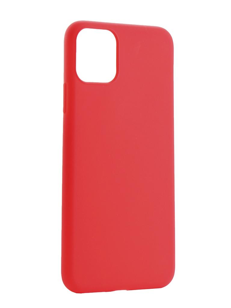 Фото - Аксессуар Чехол Red Line для APPLE iPhone 11 Pro Max Ultimate Red УТ000018386 аксессуар чехол red line для apple iphone 11 pro ultimate red ут000018384