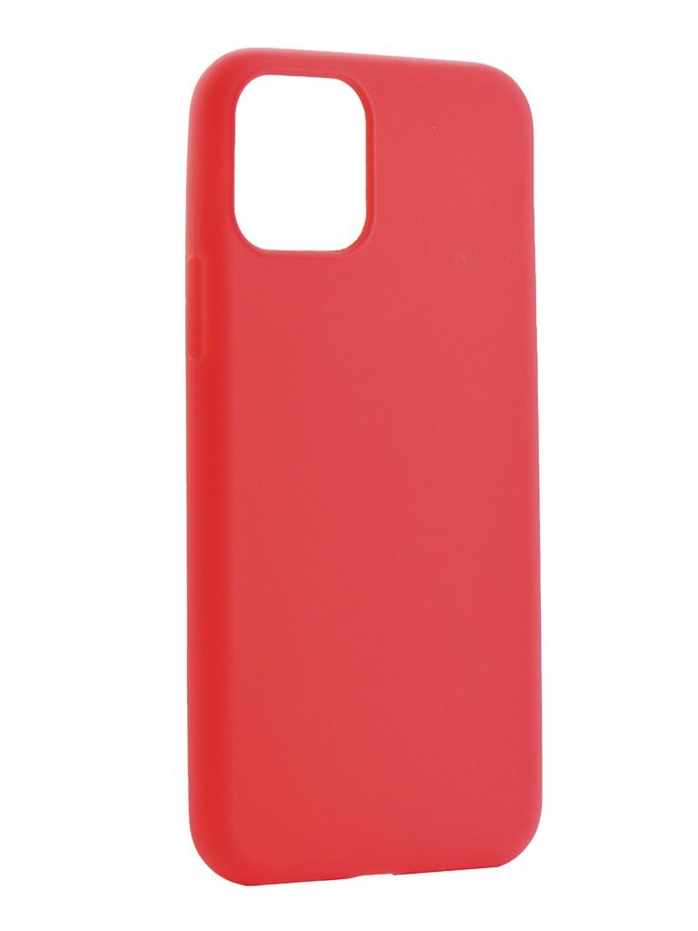 Фото - Аксессуар Чехол Red Line для APPLE iPhone 11 Pro Ultimate Red УТ000018384 аксессуар чехол red line для apple iphone 11 pro ultimate red ут000018384