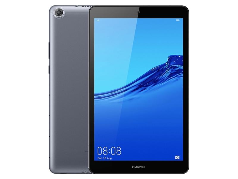 Планшет Huawei MediaPad M5 Lite 8 32Gb LTE JDN2-L09 Space Gray 53010HQC (Kirin 710 2.2GHz/3072Mb/32Gb/LTE/Wi-Fi/Bluetooth/Cam/8/1920x1200/Android)