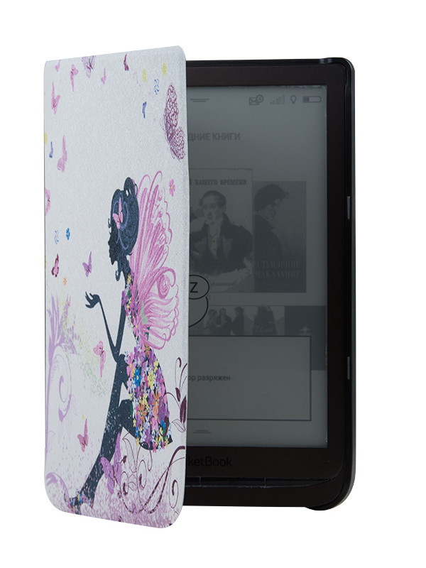 Аксессуар Чехол BookCase для PocketBook 740 Girl BC-740-ELF