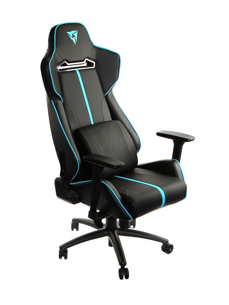 Компьютерное кресло ThunderX3 BC7 TX3-BC7BC/BC7-Black-Cyan AIR