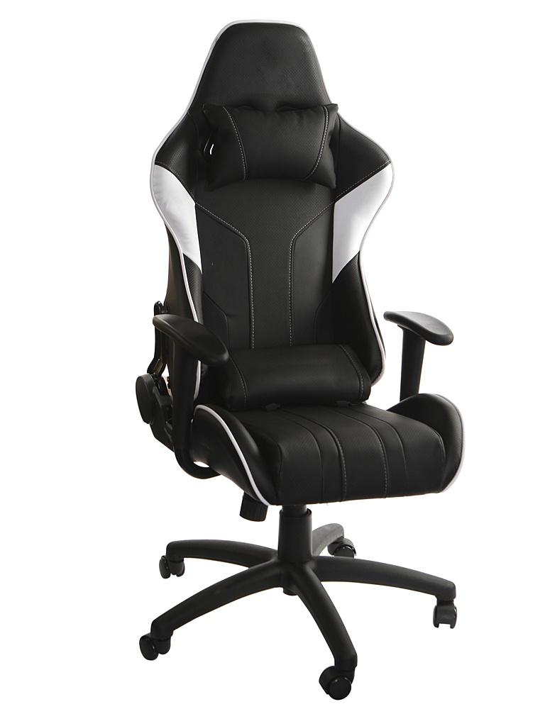 Компьютерное кресло ThunderX3 EC3 TX3-EC3BW/EC3-Black-White AIR