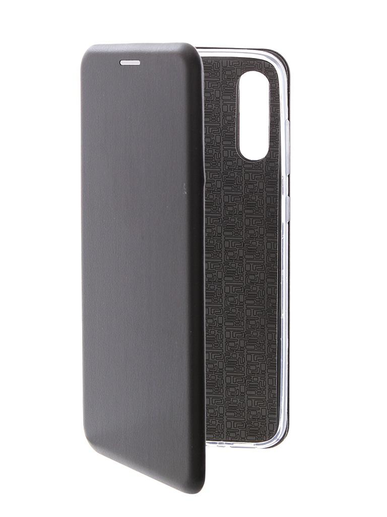 Чехол Svekla для Samsung Galaxy A70 A705FD 3D Black TRD-SVSAMA705F-BL