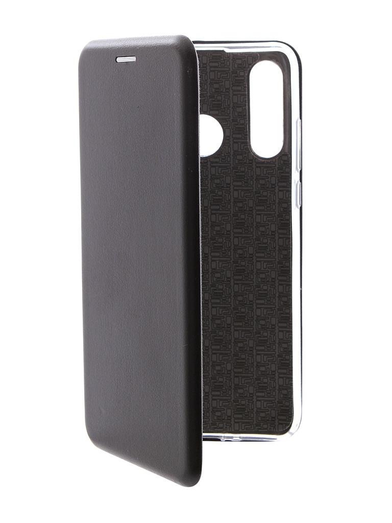 Аксессуар Чехол Svekla для Huawei P30 Lite 3D Black TRD-SVHWP30L-BL