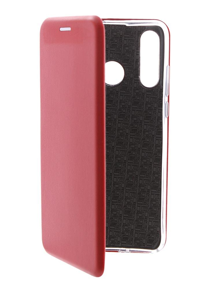 Аксессуар Чехол Svekla для Huawei P30 Lite 3D Red TRD-SVHWP30L-RED