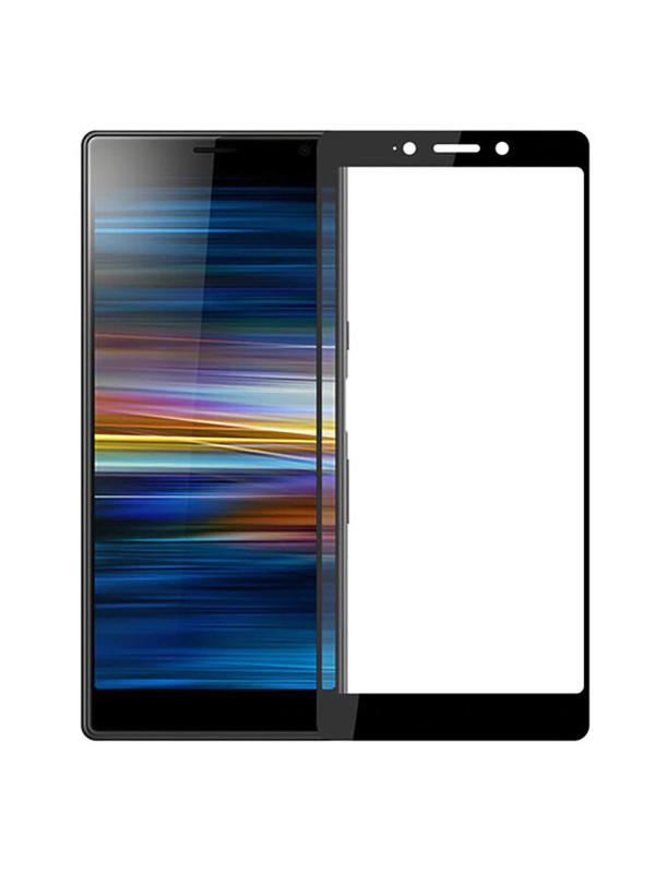 лучшая цена Аксессуар Защитное стекло Svekla для Sony Xperia L3 Full Screen Black ZS-SVSOXPL3-FSBL