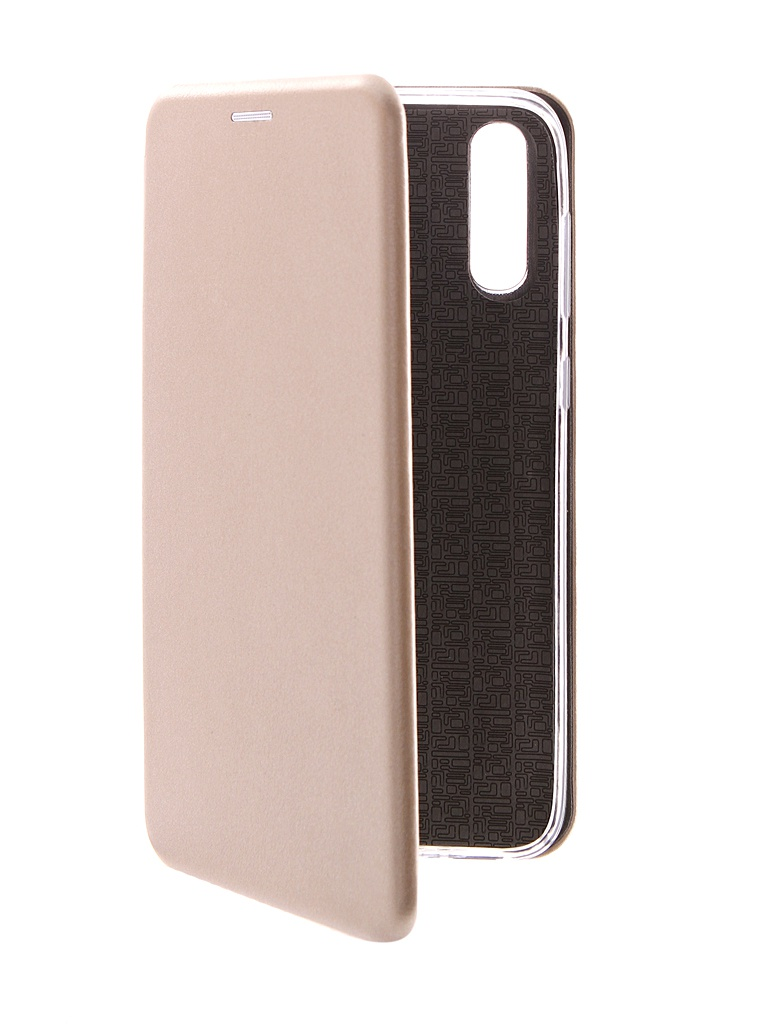 Чехол Svekla для Samsung Galaxy A70 A705FD 3D Gold TRD-SVSAMA705F-GOLD