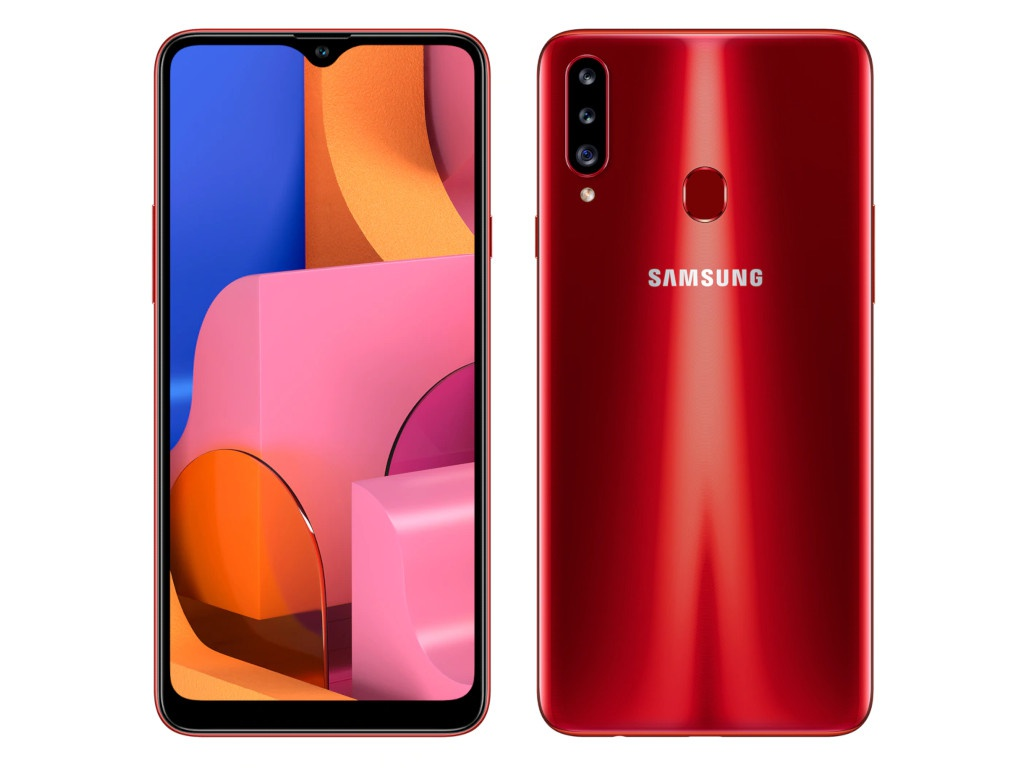 Сотовый телефон Samsung Galaxy A20s 32GB SM-A207F Red