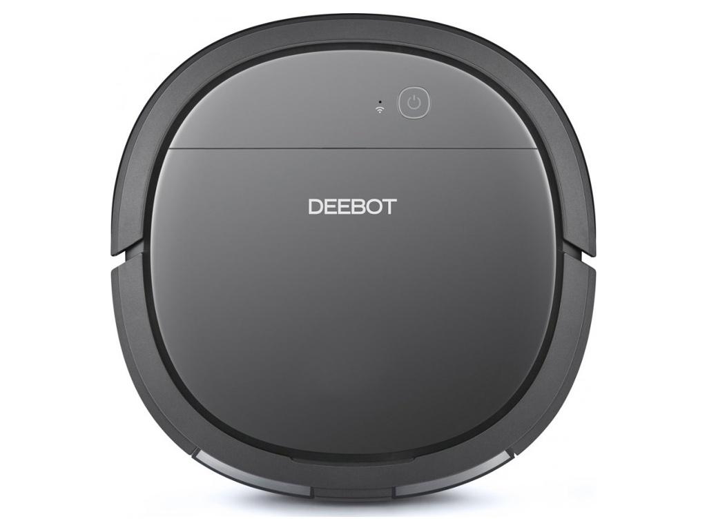Робот-пылесос Ecovacs Deebot Ozmo Slim 10 Black DK3G