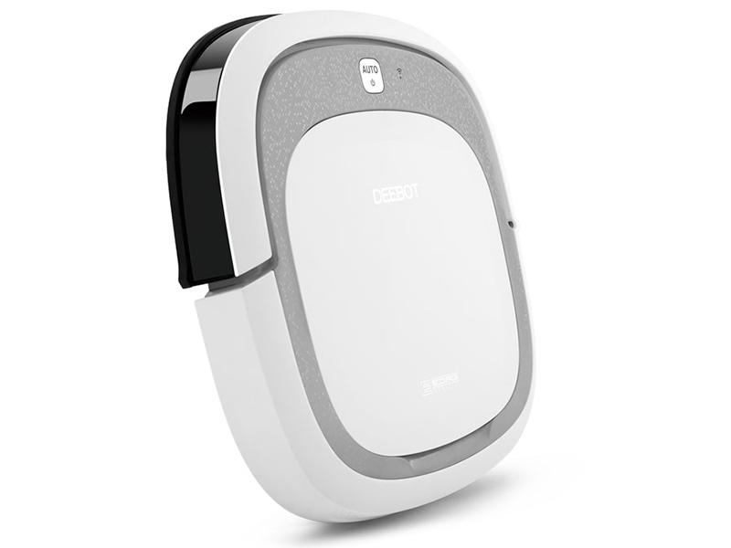 Робот-пылесос Ecovacs Deebot Slim 2 Grey DA5G