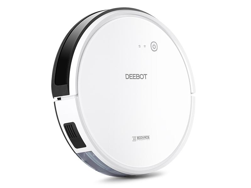 Робот-пылесос Ecovacs Deebot 605 White D03G.02