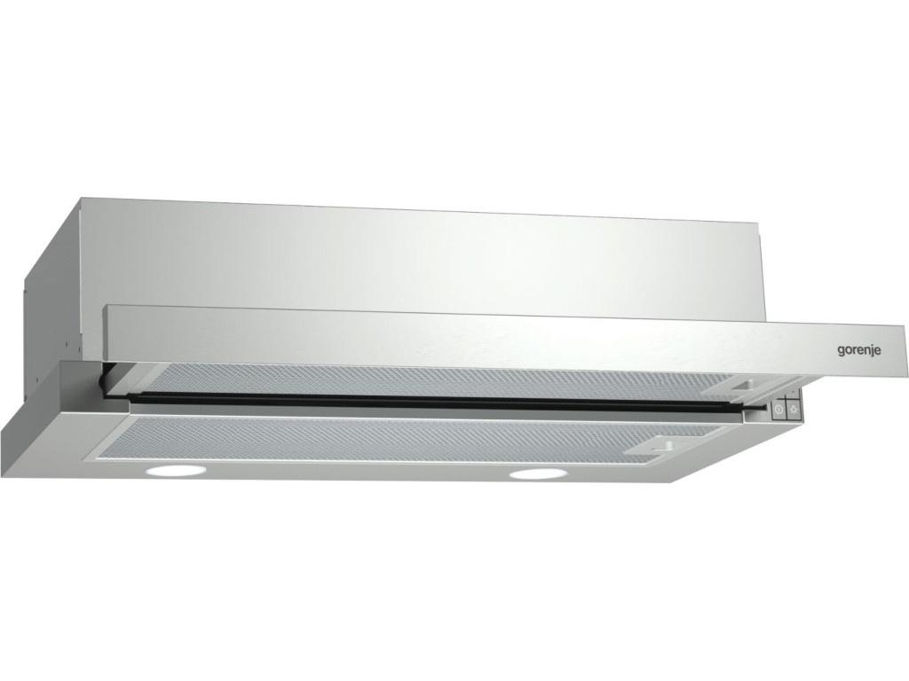 Кухонная вытяжка Gorenje BHP623E12X цена