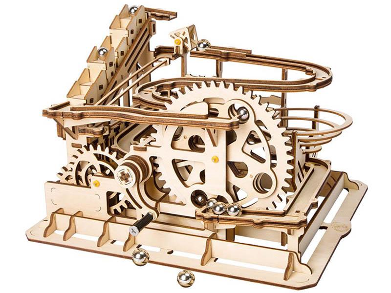 Конструктор DIY House Русские горки Водяное колесо LG501