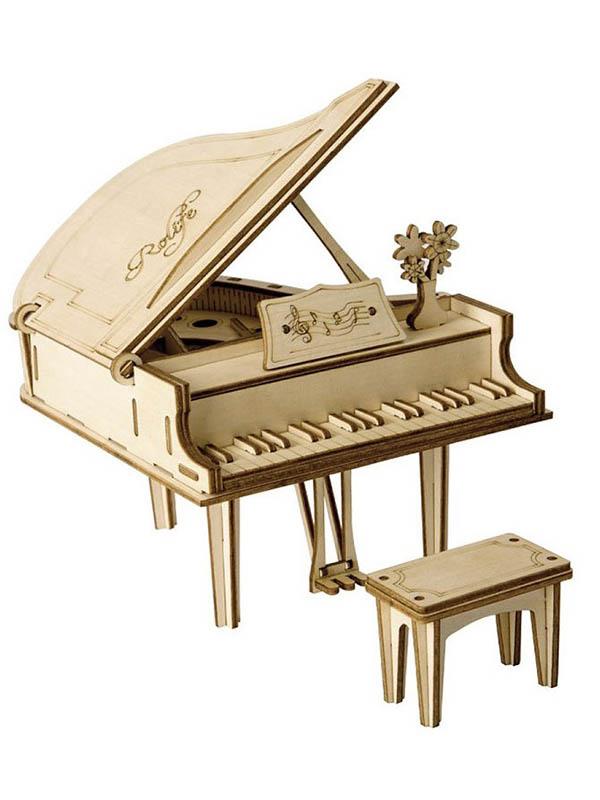Конструктор DIY House Фортепиано TG402