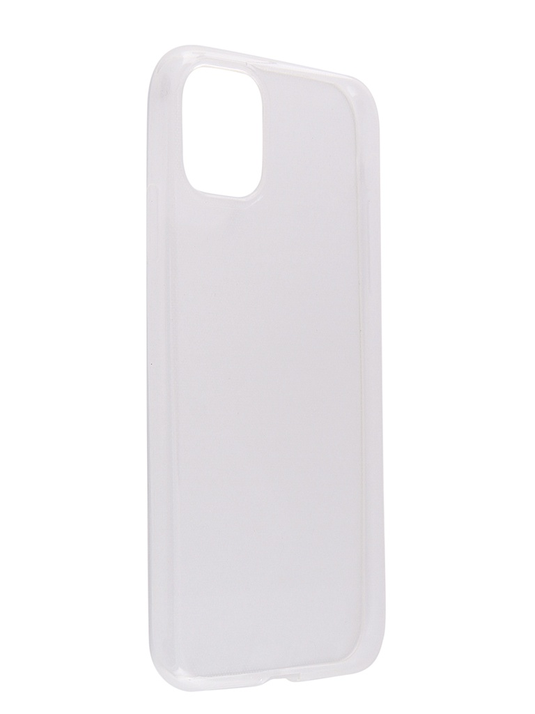 Аксессуар Чехол для APPLE iPhone 11 Gurdini Ultra Twin 0.3mm Transparent 910137