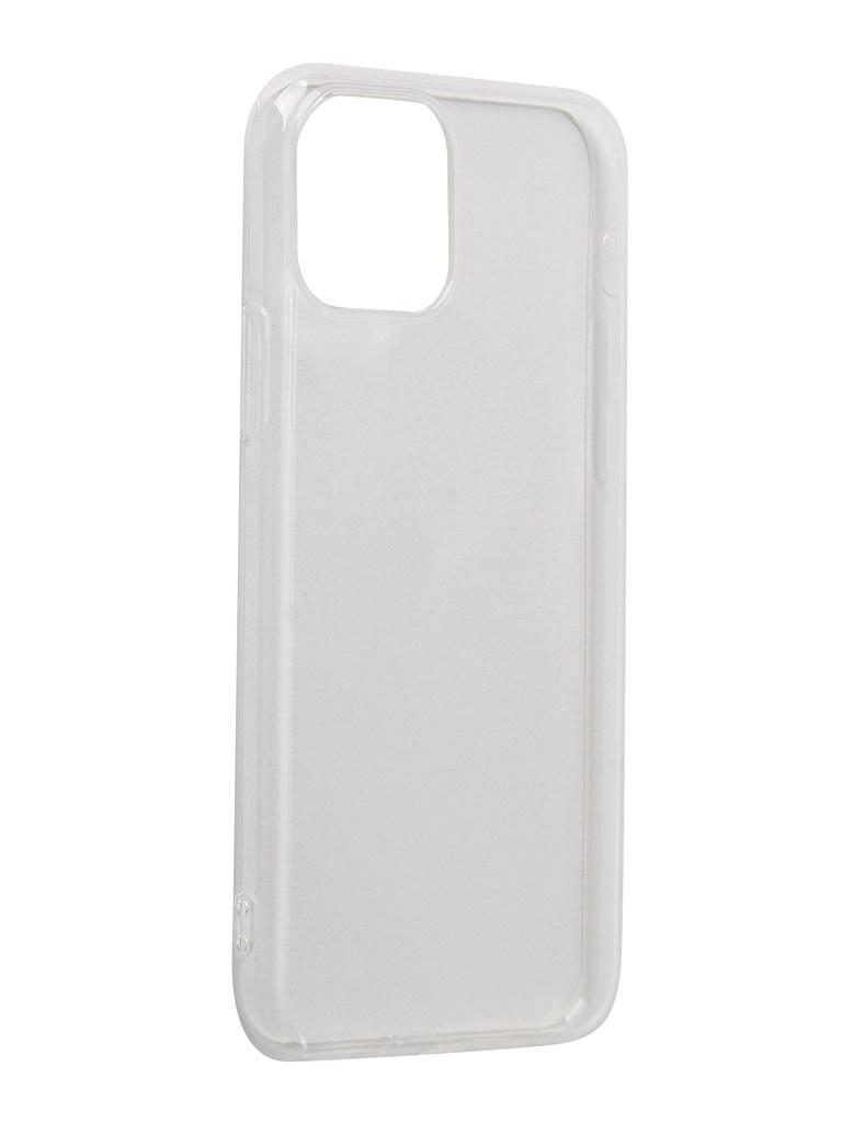 Чехол для APPLE iPhone 11 Pro Gurdini Ultra Twin 0.3mm Transparent 910138 цена и фото