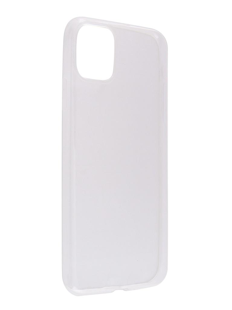 Чехол для APPLE iPhone 11 Pro Max Gurdini Ultra Twin 0.3mm Transparent 910139