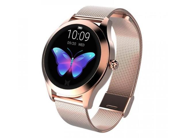 Умные часы KingWear KW10 Gold Выгодный набор + серт. 200Р!!!