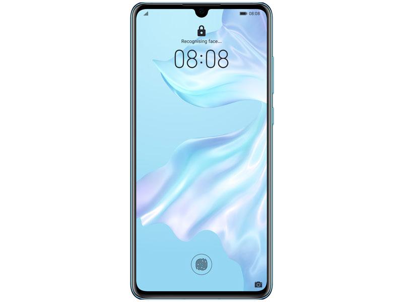 Сотовый телефон Huawei P30 6/128Gb Breathing Crystal New Выгодный набор + серт. 200Р!!!