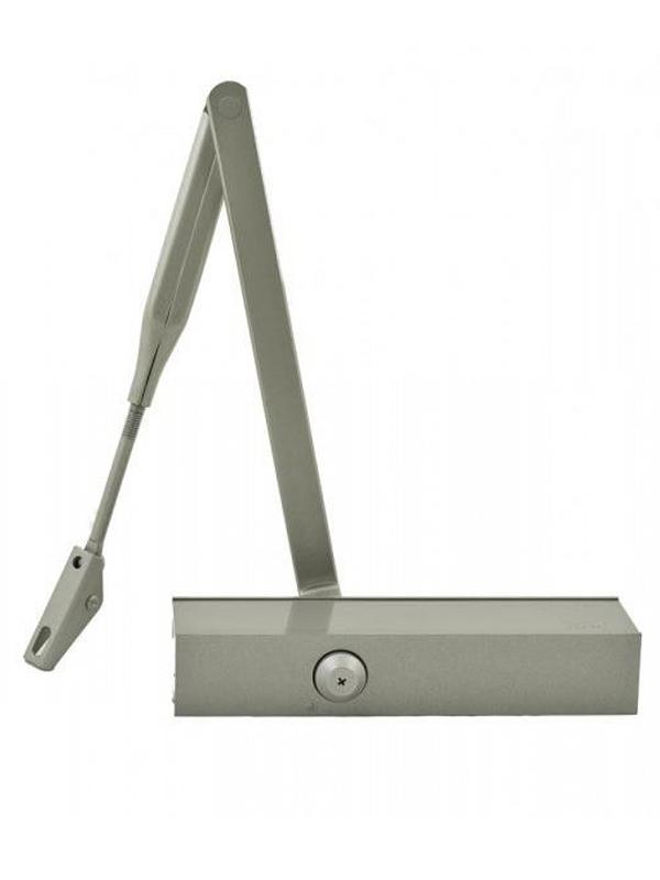 Доводчик дверной Dorma TS Profil EN 2/3/4 + Size 5 Grey с рычагом