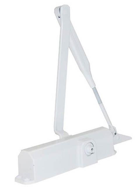 Доводчик дверной Dorma TS Compakt EN 2/3/4 White с рычажной тягой