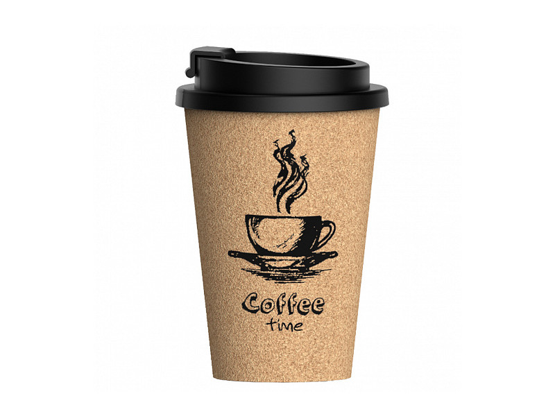 Термокружка Walmer Corky Coffee 350ml W24350003
