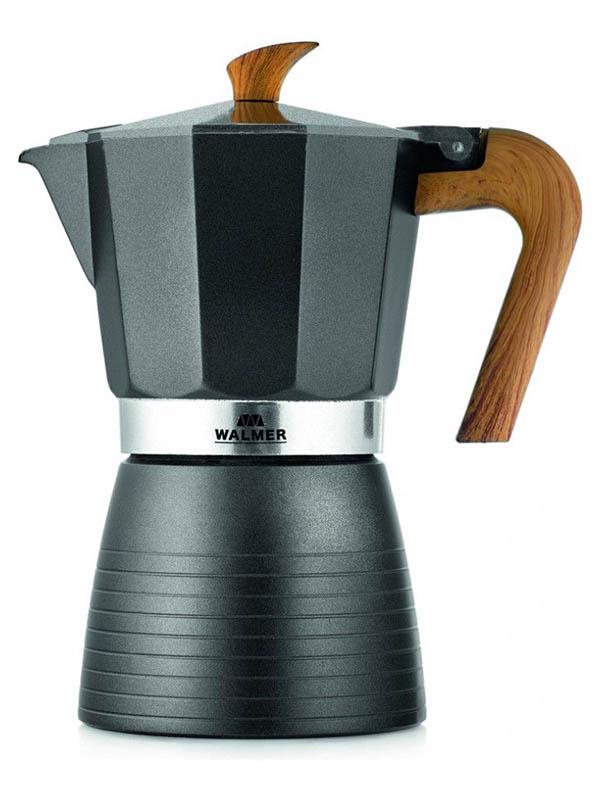 Кофеварка Walmer BlackWood на 6 порций W37000604