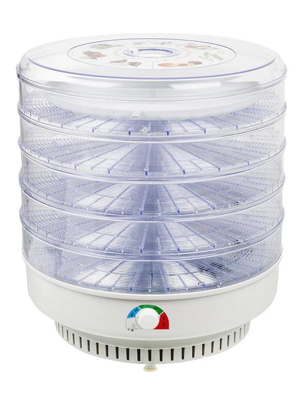 Сушилка Спектр-Прибор ЭСОФ-0.5/220 Ветерок 5 поддонов В гофротаре Transparent