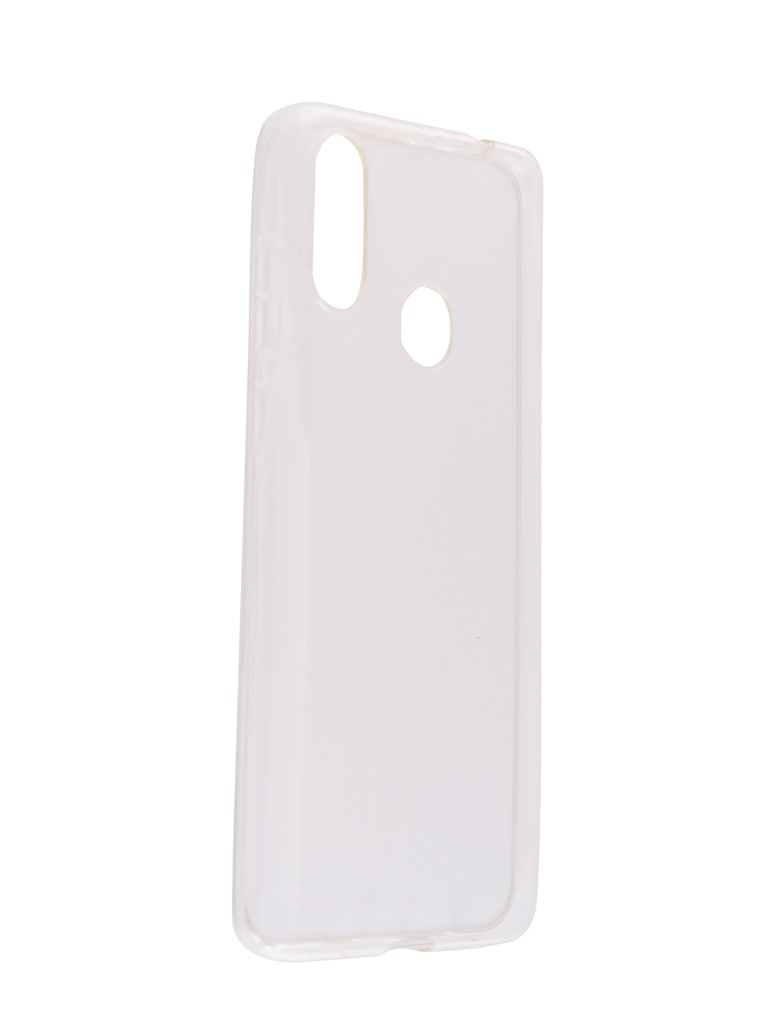 Чехол Liberty Project для ZTE Blade V10 TPU Silicone Transparent 0L-00043469