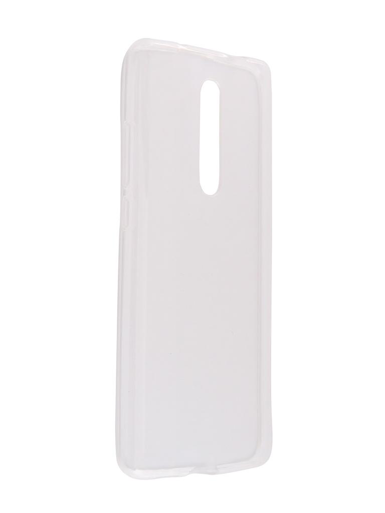 Чехол Liberty Project для Xiaomi Mi 9T TPU Silicone Transparent 0L-00043787