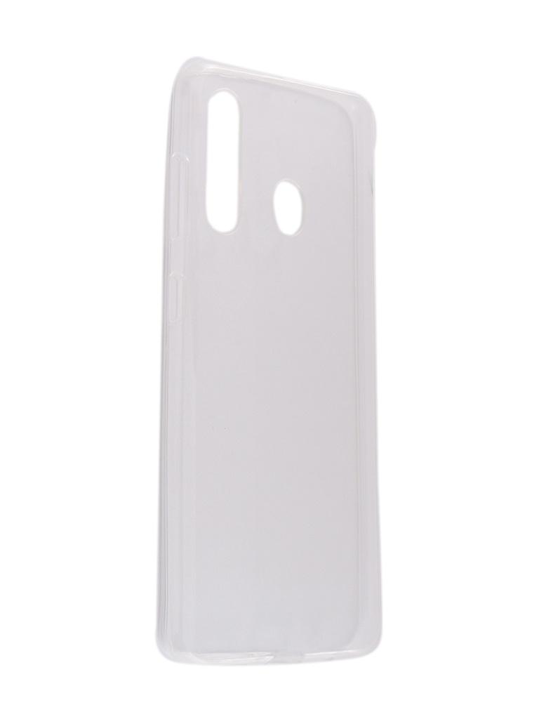 Чехол Liberty Project для Samsung Galaxy M40 TPU Silicone Transparent 0L-00043893