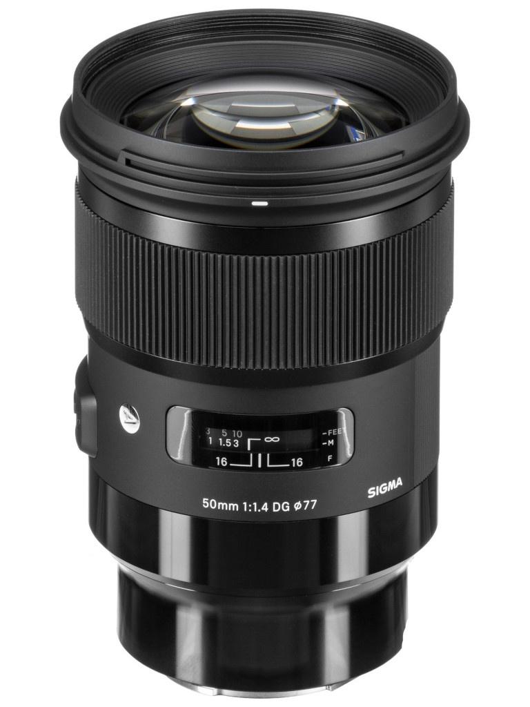 Фото - Объектив Sigma AF 50mm F/1.4 DG HSM A L-MOUNT объектив