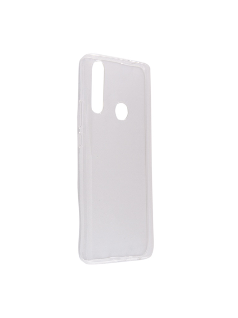 Чехол Liberty Project для Huawei P Smart Z TPU Silicone Transparent 0L-00043782
