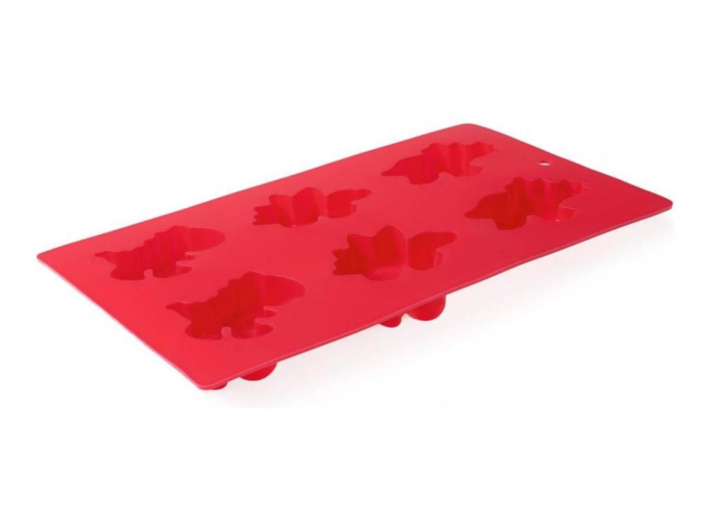 Форма для выпечки Walmer Dinosaur Red W27271728