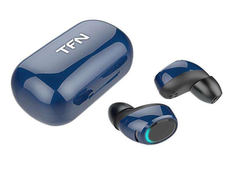 Наушники TFN AirBeat Blue TFN-HS-TWS003BL — AirBeat