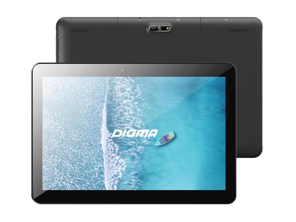 Планшет Digma Plane 1596 3G Black (Spreadtrum SC7731E 1.3GHz/2048Mb/16Gb/Wi-Fi/3G/Bluetooth/GPS/Cam/10.1/1280x800/Android)