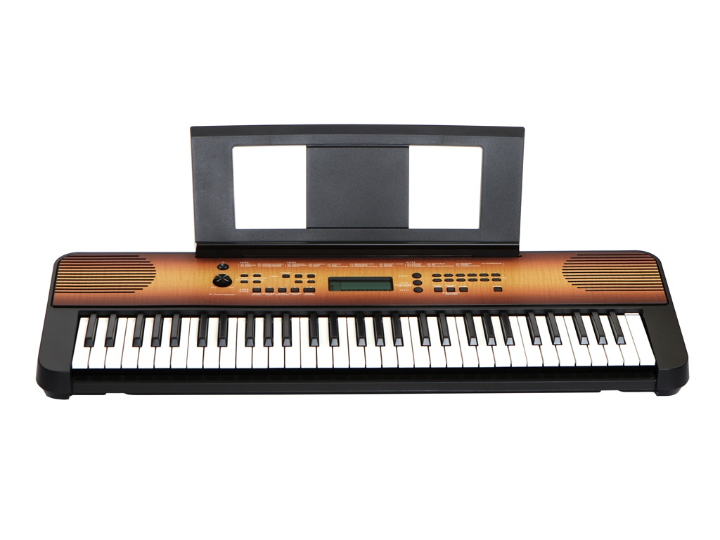 Синтезатор Yamaha PSR-E360 Maple