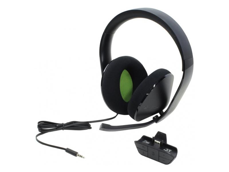 Гарнитура Microsoft Stereo Headset для XBOX One S4V-00013